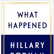 Hillary Clinton's Book What Happened Arrives in Stores