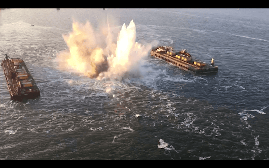 Watch It Here:  The Big Bay Bridge Implosion | News Fix | KQED News