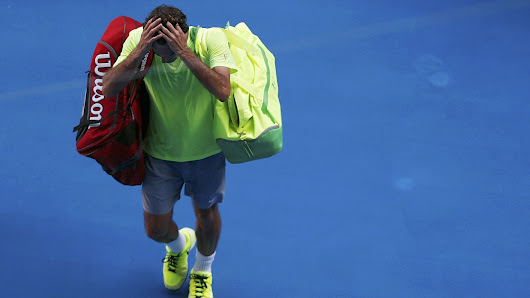 How Federer lost twice at the Australian Open - MarketWatch