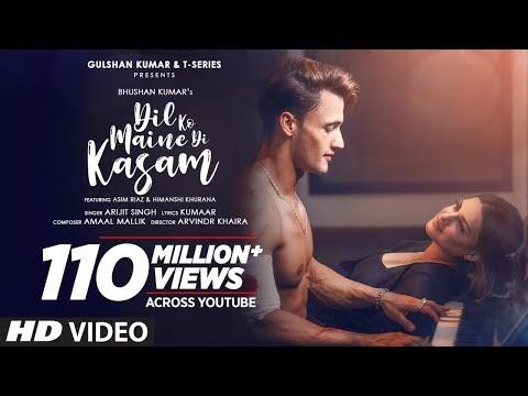 Dil Ko Maine Di Kasam Lyrics Song - Arijit Singh
