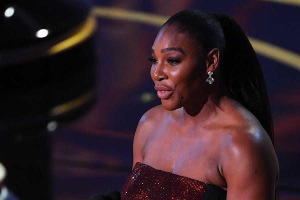 46c4ebeba0e Oscars   le message codé du discours de Serena Williams à Meghan Markle