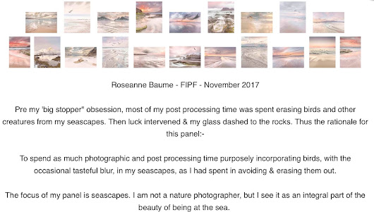 Roseanne Baume – FIPF | OffShoot Photography Society