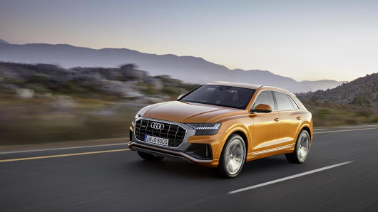2019 Audi Q8: A Brief Walk Around