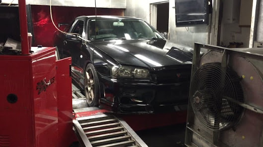 TUNING THE NISSAN RB25DET (R34) - FCTUNING