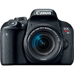 """""""Canon EOS Rebel T7i DSLR Camera with 18-55mm Lens"""""""