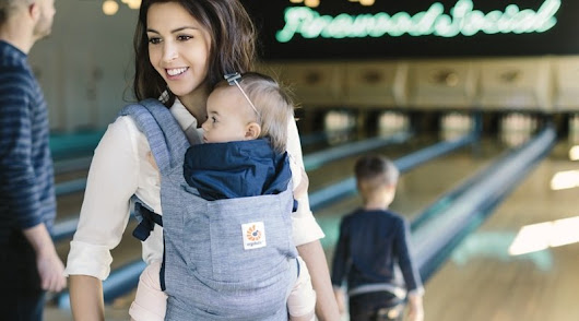 10 Advantages of Using a Baby Carrier - Parent's Rights