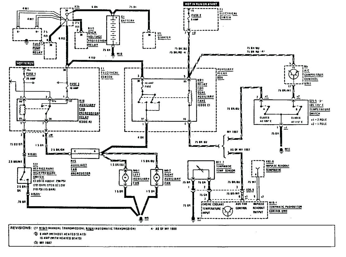Mercede Benz Wiring Diagram