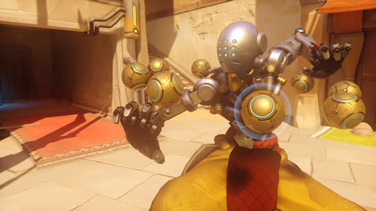 Overwatch: Zenyatta Hero Guide | Ten Ton Hammer