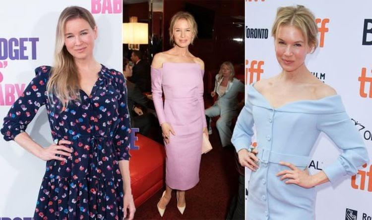 Celebrity - Renee Zellweger - weight changes, photos, video