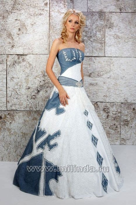 17 Best images about Wedding   Denim on Pinterest   Denim