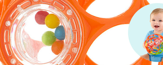 Review Oball Rattle