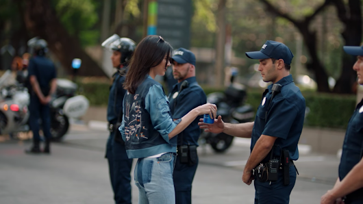 Trying too hard? A new ad uses protesters, police and Kendall Jenner to sell Pepsi
