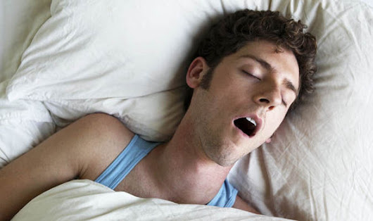 Calling all snorers! Sleeping with your mouth open can do THIS to your teeth