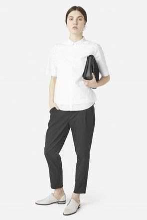 Everlane Slouchy Trousers