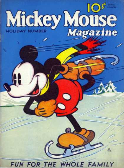 Mickey Mouse Magazine 4