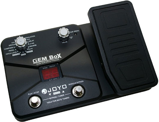 joyo gem box review,cheap guitar effects,cheapest multi effects guitar,best and cheap guitar effect,cheap guitar fx