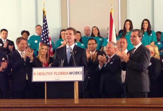 Florida Senate Pushes A 'FHIX' For Medicaid Expansion