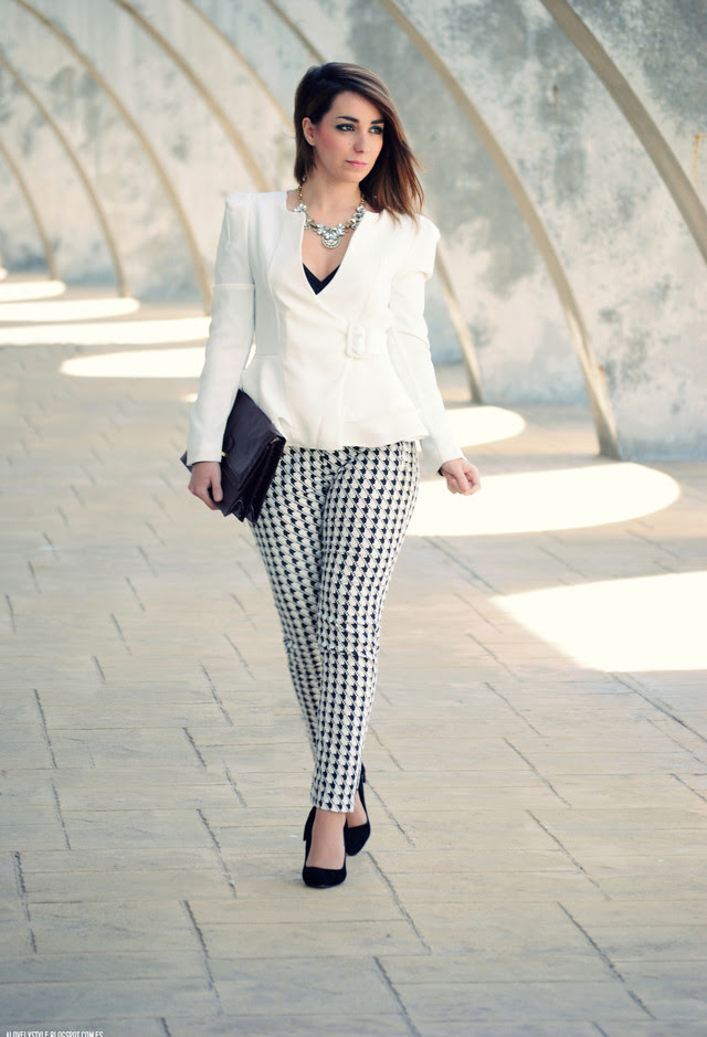 40 classy and trending looks to inspire your office outfit