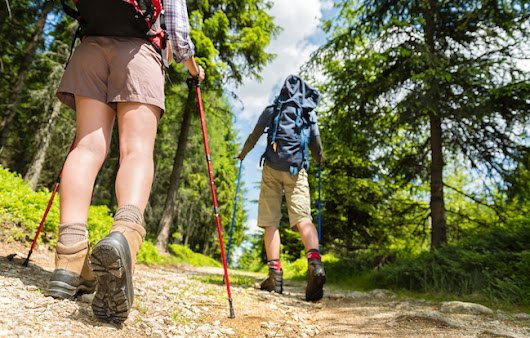 How to Set Your Trekking Pole Height | Best Trekking Poles Reviews