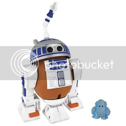 R2 Potatoo with Princess Tater