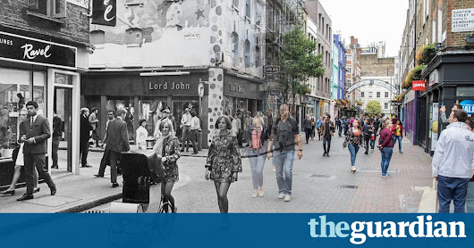 Weekend reading: Swinging London, a sea story, and a deadly storm | Membership | The Guardian