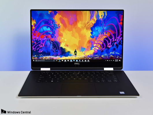 Win an XPS 15 2-in-1 laptop from Windows Central!