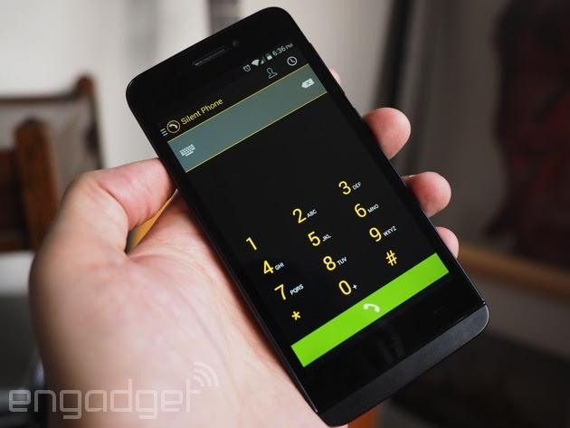 BlackPhone Dialer