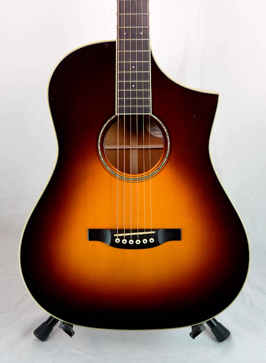 Bourgeois Martin Simpson Custom 12 Fret Dreadnought  |      Westwood Music | Tradition since 1947