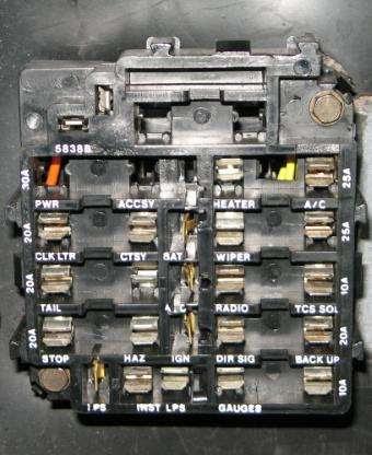 1968 Camaro Fuse Box Diagram 1989 Bronco Neutral Safety Switch Wiring Diagram Doorchime Yenpancane Jeanjaures37 Fr