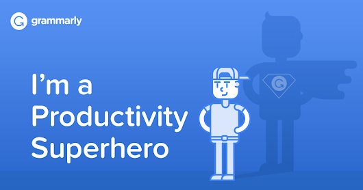 I'm a Productivity Superhero