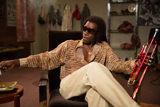 Don Cheadle directs, stars in Miles Davis biopic