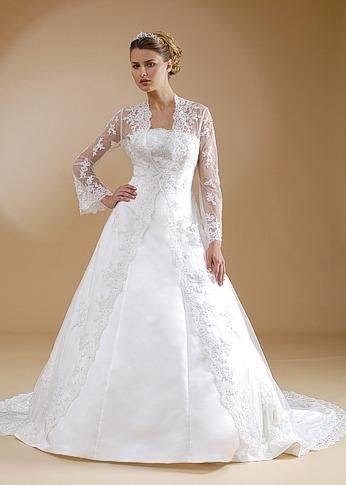 Ten Dazzling Long Sleeve Wedding Dresses ? BestBride101