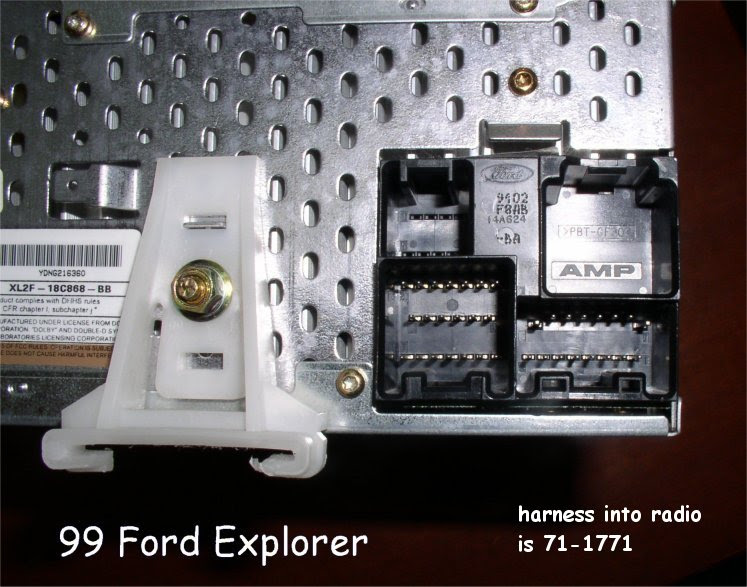 Ford F 150 Lariat 2005 Stereo Wiring Diagram