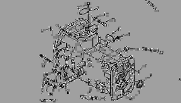 Wiring Diagram: 32 John Deere 5200 Parts Diagram