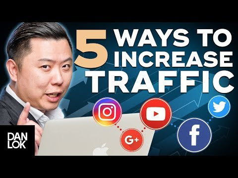 Buxone: How To Drive Traffic To Your Business