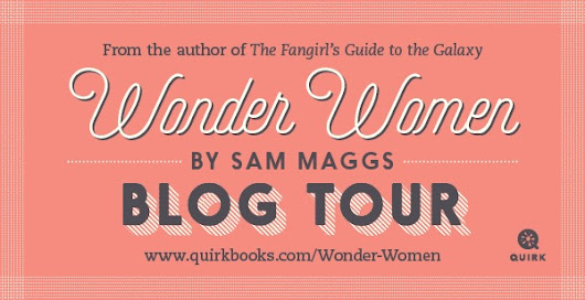 Guest Post from Author Sam Maggs: Ladies Rock • We Are Word Nerds