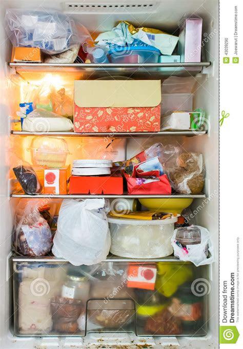 refrigerator dirty stock photo image