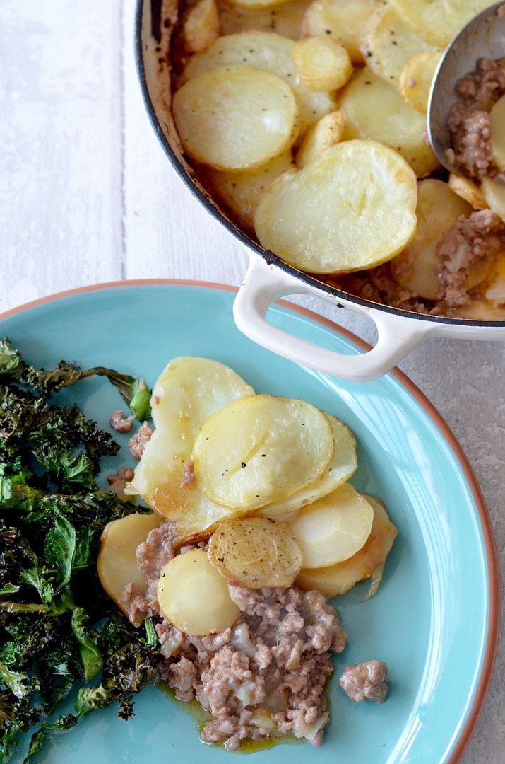 Minced Lamb & Ale Hotpot