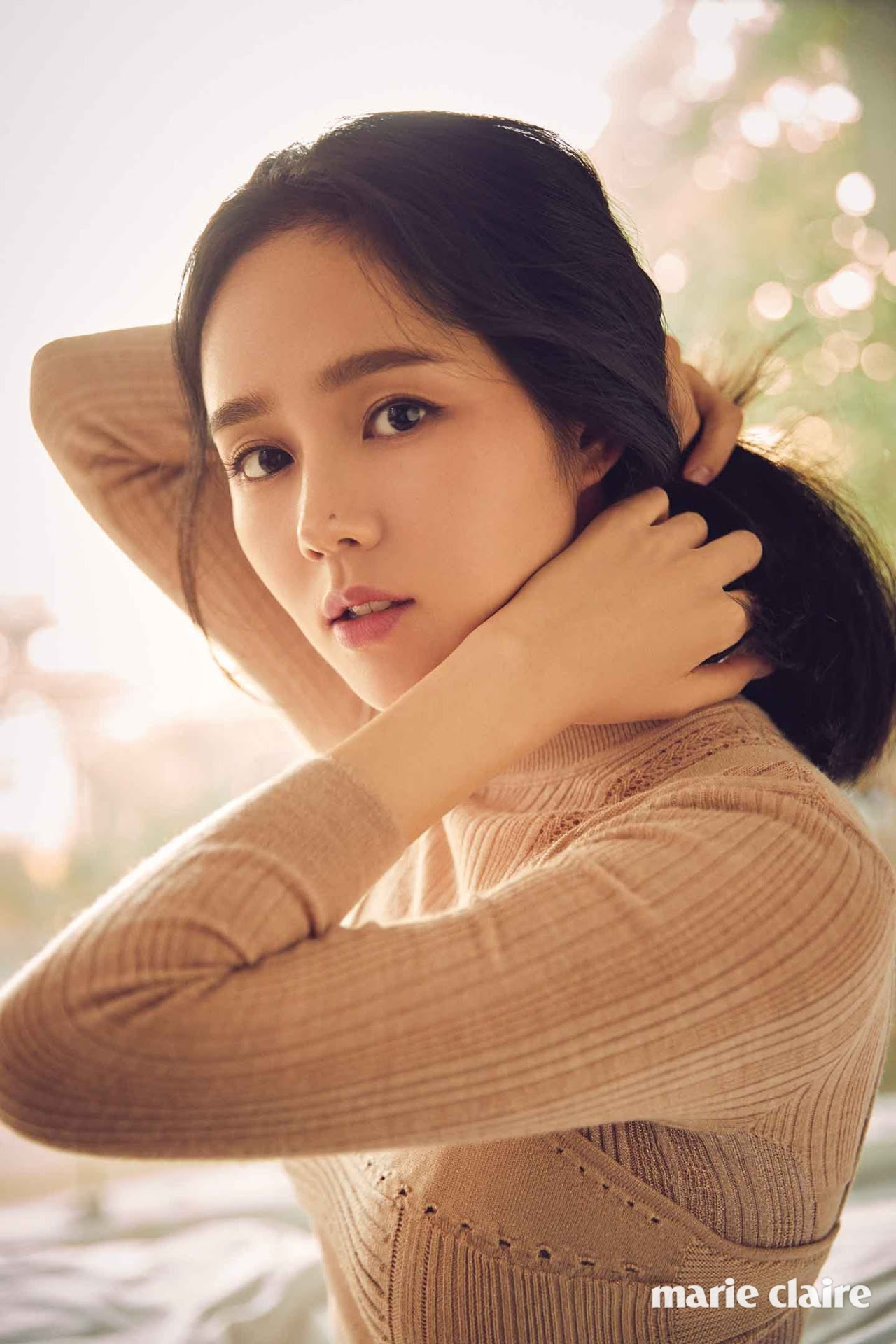 Han Ga In - Marie Claire Magazine December Issue '16