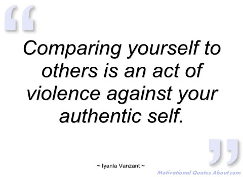 Quotes About Comparing Yourself To Others 51 Quotes