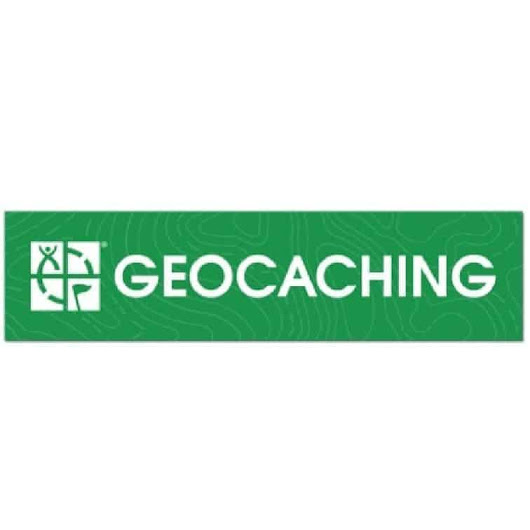 Geocaching Bumper Sticker – Long Lasting – Official Groundspeak 11.25 inch Long