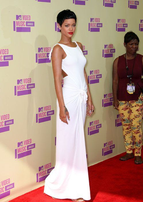 MTV Video Music Awards - Los Angeles - September 6, 2012, Rihanna