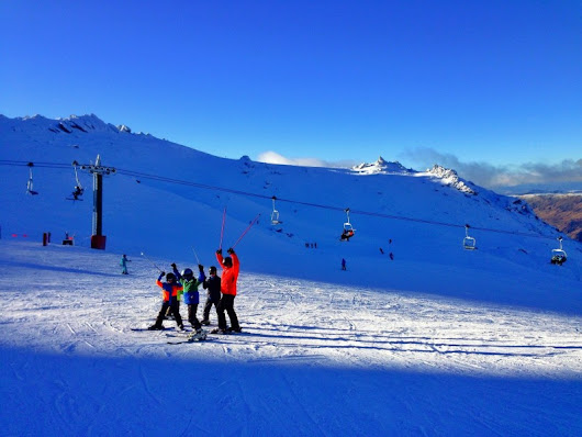 The Works 2 Day Ski Tour Wanaka