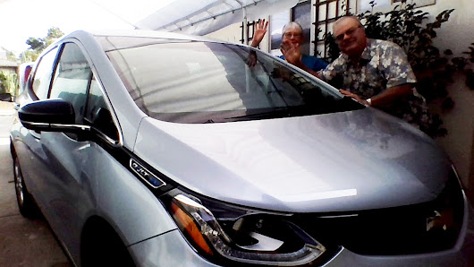 2017 Chevy Bolt EV electric car: new owner's first impressions