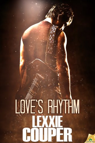 Love's Rhythm (Heart of Fame) by Lexxie Couper