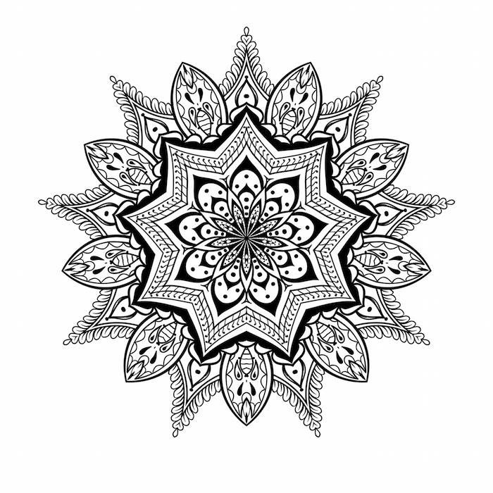 Mandala Tattoo Meaning Tattoos With Meaning