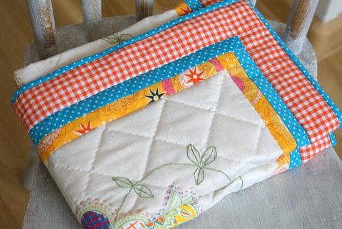 Good Ol' Summertime Mini Quilt