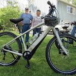 Electric bikes popular among baby boomers - Honolulu Star-Advertiser