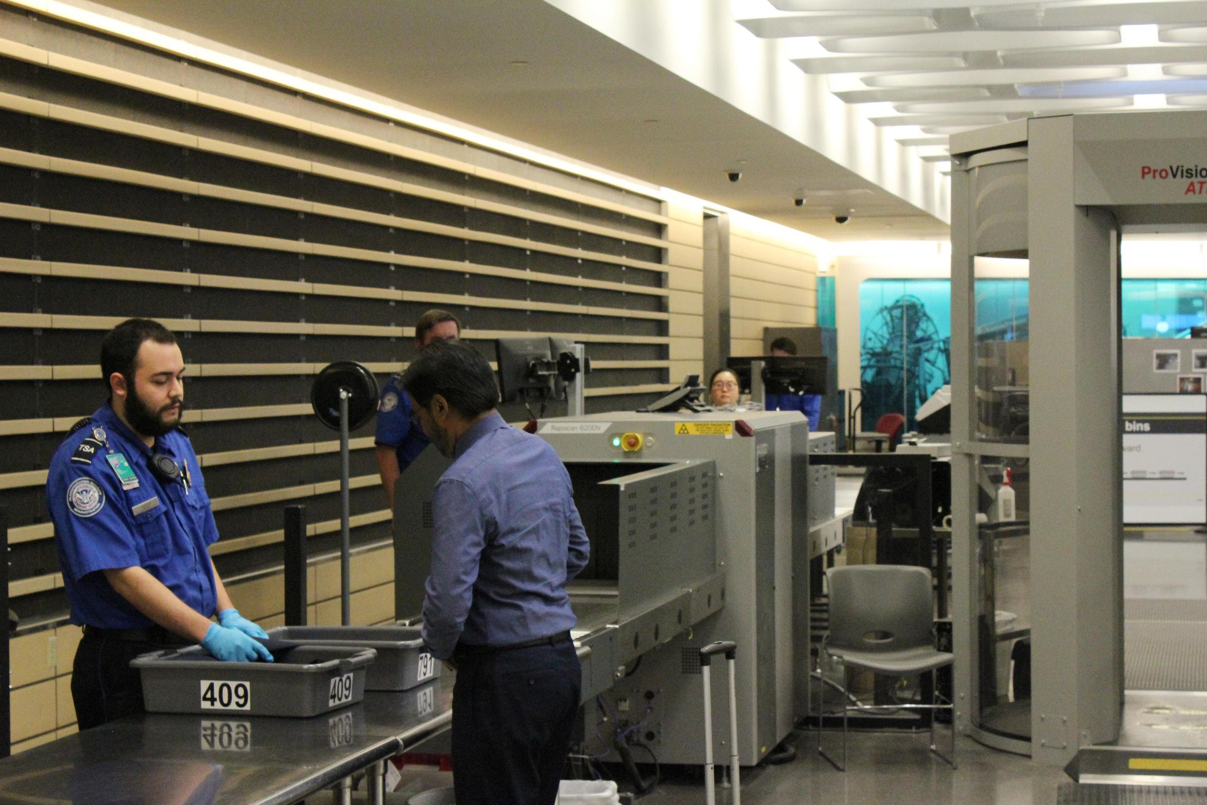 Tsa Rolls Out New Security Procedure At Wichitas Eisenhower Airport