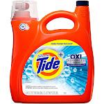 Tide Advanced Power Liquid Laundry Detergent Oxi, Original, 81 loads, 150 fl oz
